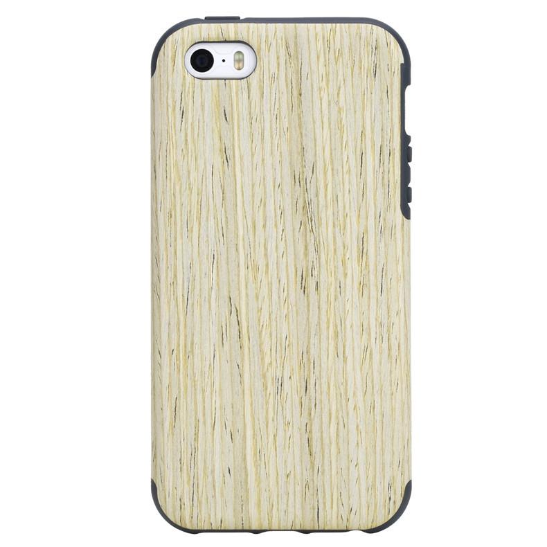 Чехол для iPhone 5 5S SE Rock Grained дерево