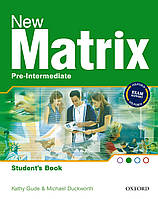New Matrix Pre-Int: Students Book
