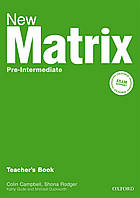 New Matrix Pre-Int: Teacher's Book
