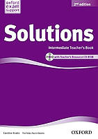 New Solutions Intermediate TB with CD-ROM