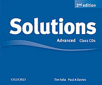 Solutions 2nd Edition Advanced Class CD (4)