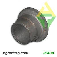 Фланец малый применяется в подшипниковом узле на секции лущильника ЛДГ 151.72.220