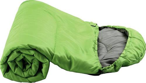 Комфортный спальный мешок KingCamp Oasis 300(KS3151) / 5°C, R Green зеленый