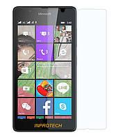 Защитное Стекло для Microsoft Lumia 540 Глянцевое
