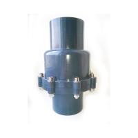 Зворотний клапан ПВХ ERA поворотний діаметр