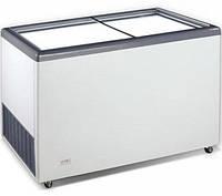 Морозильна скриня (лар) з прямими розсувними стулками CRYSTAL EKTOR 56 SGL (Греція)