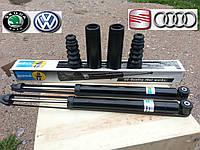 Амортизаторы стойки задние Bilstein Volkswagen Golf IV Octavia Audi A3 пыльники отбойники