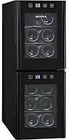 Холодильник для вина GGG WS-12CD (Німеччина)