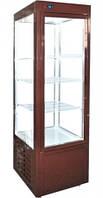 Шафа демонстраційна холодильна АРКАНЗАС (прозора) ШХСДп(Д)-0,6 (Україна), фото 1