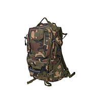 Рюкзак Туристический нейлон Innturt Small A1001-4 camouflage, рюкзак небольшой, рюкзак на охоту