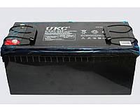 Гелевый аккумулятор GEL UKC 6-CNF-200 12V 200A