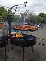 Мангал на летнюю площадку в ресторан профессиональный арт.Проф-003