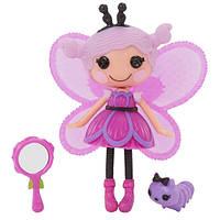 Кукла Mini Lalaloopsy Волшебные крылья Бабочка с аксессуарами 543916