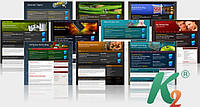 Создание сайтов без программирования