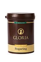 "Сахарная паста для шугаринга ""Глория"" 0,33 кг ультра мягкая с ментолом"