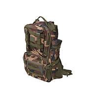 Рюкзак Туристический нейлон Innturt Small A1003-4 camouflage, рюкзак на рыбалку,охоту