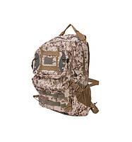 Рюкзак Туристический нейлон Innturt Small A1005-1 camouflage, рюкзак для охоты и рыбалки