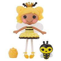 Кукла Mini Lalaloopsy Волшебные крылья Пчёлка с аксессуарами 543886
