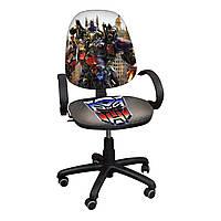 """Детское компьютерное кресло Поло """"Трансформер-3"""""""