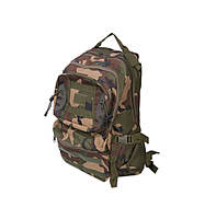Рюкзак Туристический нейлон Innturt Small A1005-4 camouflage, рюкзак небольшой, рюкзак на охоту