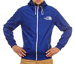 Ветровка, синяя магазин одежды, фото 3