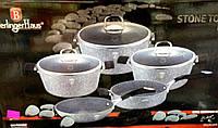 Набор посуды Berlinger Haus Burgundy Metallic Line BH-1167