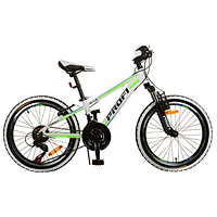 Велосипед 20 дюймов Profi KID G20A315-L2-B алюминиевая рама