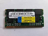 Оперативная память Micron 1GB DDR1  333MHz SODIMM Б\У