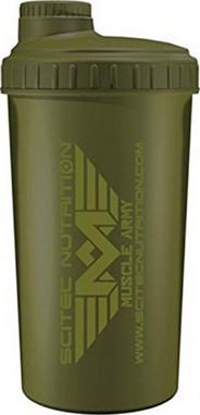 Шейкер Scitec Nutrition 700 мл Army Green
