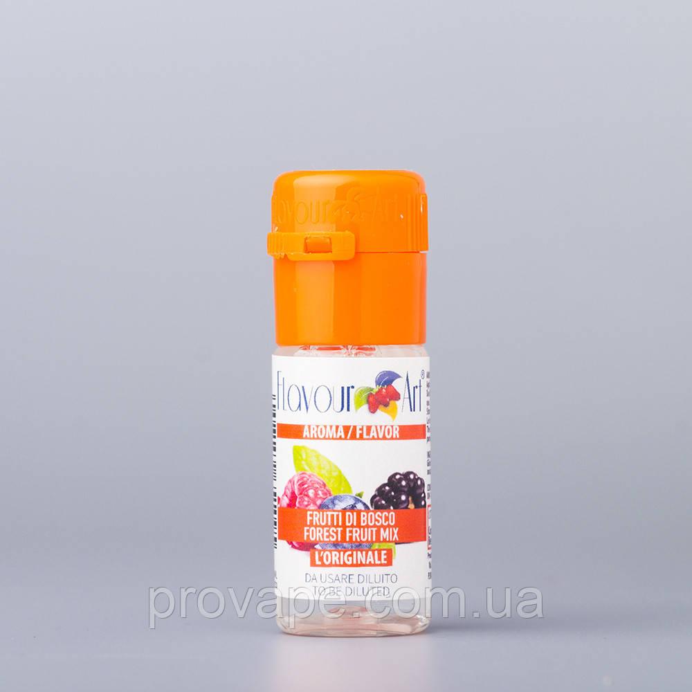 Forest Fruit Mix (Frutti Di Bosco) (Лесные Ягоды) - [FlavourArt, 10 мл], фото 1