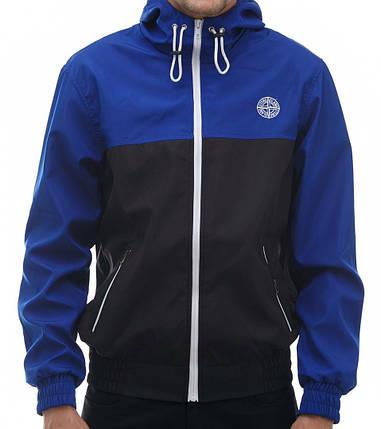 Ветровка ,сине-черная, магазин одежды, фото 2