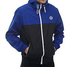 Ветровка ,сине-черная, магазин одежды, фото 3