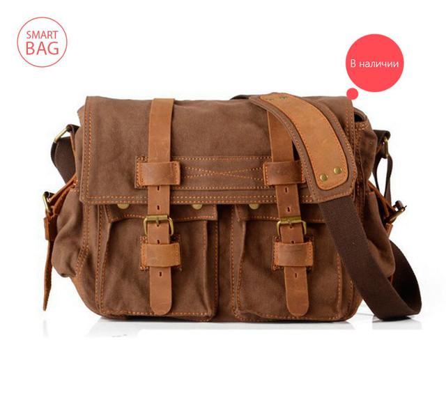 Мужская сумка Augur | коричневая