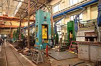 Демонтаж металлообрабатывающего оборудования.