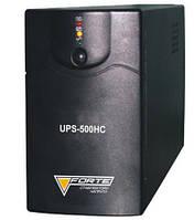 Источник бесперебойного питания UPS-500HC потужн. 500ВА, вх напруга 165-270 В, вихід 230 В, аккумул. 12 В