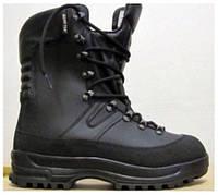 Армейские Берцы уставные БТК зимние, утепленные, мембрана gore-tex. Ботинки зимние