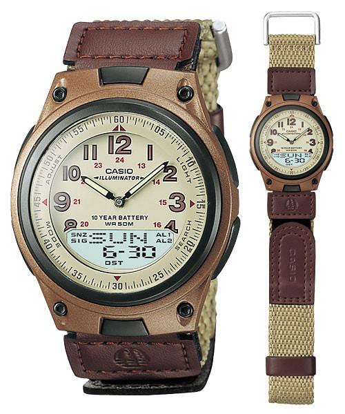 Мужские часы Casio AW-80V-5BVDF
