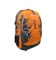 Рюкзак Туристический нейлон Royal Mountain 8349 orange, рюкзак для путишествий