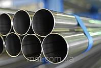 Труба нержавеющая40х3,5 сталь 12Х18Н10Т, фото 1