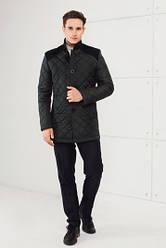 Ультрамодная демисезонная стеганая куртка