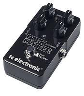 Аксессуары к музыкальным инструментам TC Electronic Dark Matter Distortion