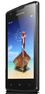 "Смартфон Lenovo A1000 4"" 8Gb Black ' '"
