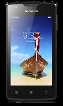 "Смартфон Lenovo A1000 4"" 8Gb Black ' ', фото 3"