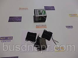 Колодки гальмівні задні MB Vito 638 96 - TDI(Ate) пр-во LPR 05P623