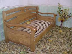 """Дубовый диван-кровать """"Луи Дюпон Люкс."""" 5"""