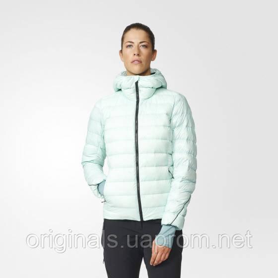 8fda2a0948ffdb Adidas Пуховик женский Light Down Hooded Jacket AP8736 - интернет-магазин  Originals - Оригинальный Адидас