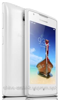 """Смартфон Lenovo A1000m 4"""" 4Gb White , фото 2"""