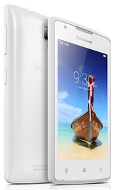 "Смартфон Lenovo A1000 4"" 8Gb White '2"