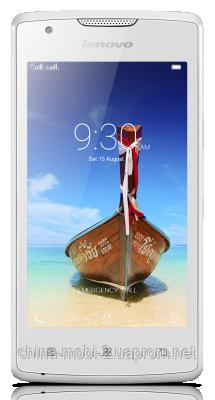 """Смартфон Lenovo A1000m 4"""" 4Gb White"""