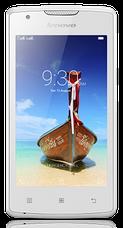 """Смартфон Lenovo A1000 4"""" 8Gb White , фото 3"""